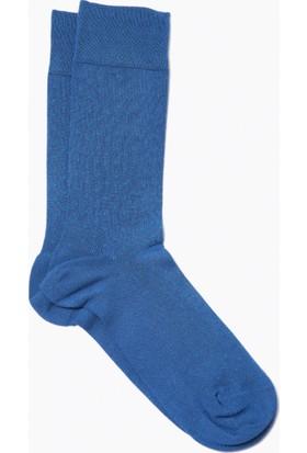 Cacharel Y7Mod3 Çorap Mavi