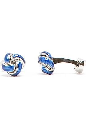 Cacharel K5Dg12 Kol Düğmesi Mavi