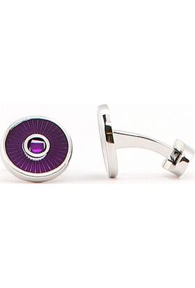 Cacharel K5Dg18 Kol Düğmesi Pembe