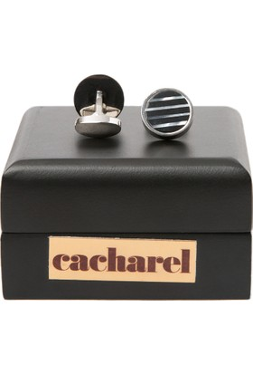 Cacharel Kd1 Kol Düğmesi Siyah