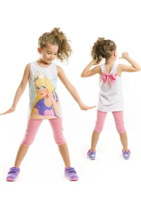 Mushi Peri Pixie Kurdeleli Tunik Takım