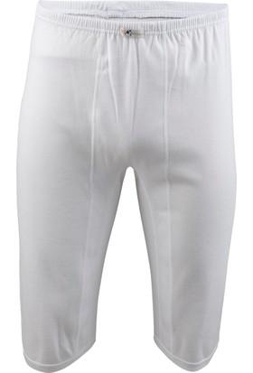 Gürlesin 6'Lı Erkek Uzun Boxer 11565 Xxl - Beyaz