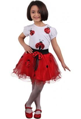 Modakids 23 Nisan Kız Çocuk Tütü Etekli 3'lü Takım 037-125559 - 002