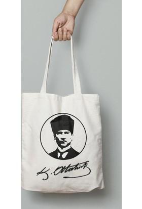 İlk Ambalaj Atatürk Bez Çanta