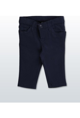 Wonder Kids Kız Bebek Gabardin Pantolon WK16W4311-Lacivert