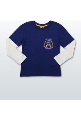 Wonder Kids Erkek Çocuk Uzun Kollu T-Shirt WK17W1700