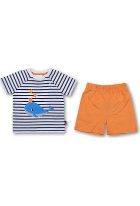 Wonder Kids Erkek Bebek 2'li Takım WK17SS7264