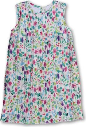 Wonder Kids Kız Çocuk Elbise WK17SS7524