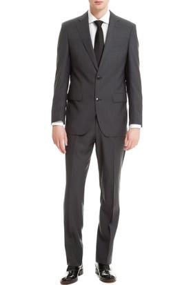 Pierre Cardin Calvados / Frensy Takım Elbise Füme