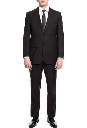 Pierre Cardin Twofit/Frensy Takım Elbise Siyah