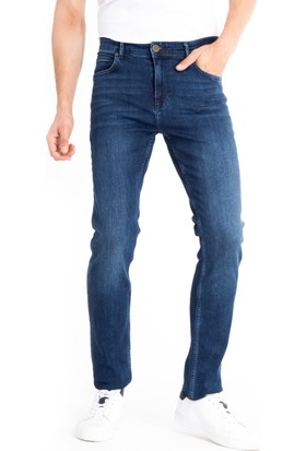 Kiğılı Slim Fit Denim Pantolon