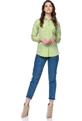 Dewberry Z6275 Kadın Gömlek
