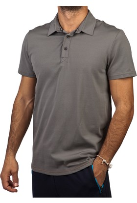 Exuma 171208 Man T-Shirt Gri