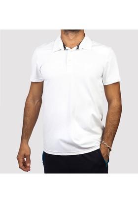 Exuma 171208 Man T-Shirt Beyaz