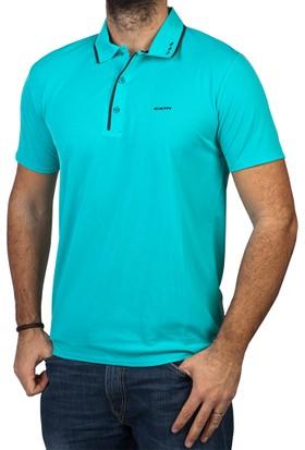 Exuma 241218 Man T-Shirt Turkuaz