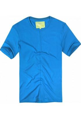 Exuma 361211 Man T-Shirt Turkuaz