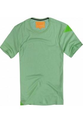 Exuma 361265 Man T-Shirt Açık Yeşil