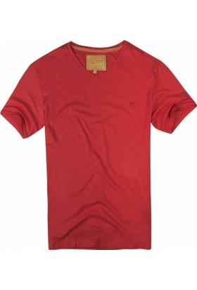 Exuma 361299 Man T-Shirt Mercan
