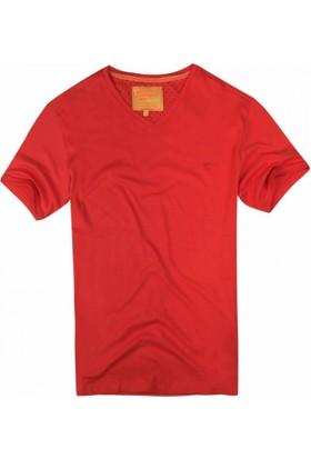 Exuma 361299 Man T-Shirt Turuncu