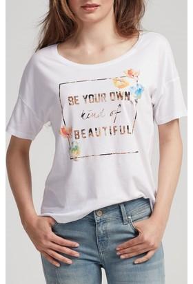 Vena Isabel T-Shirt Beyaz 1402727