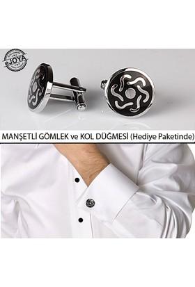 Ejoya Gömlek Ve Kol Düğmesi Gk04 77151