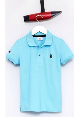 U.S. Polo Assn. Tp01Iy7 Erkek Çocuk T-Shirt