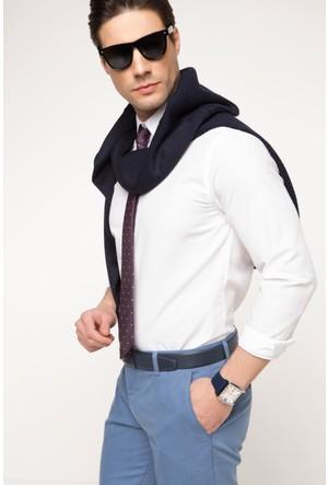 DeFacto Erkek Basic Gömlek Beyaz