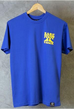 Penny Blue Bare Foot Erkek T-Shirt
