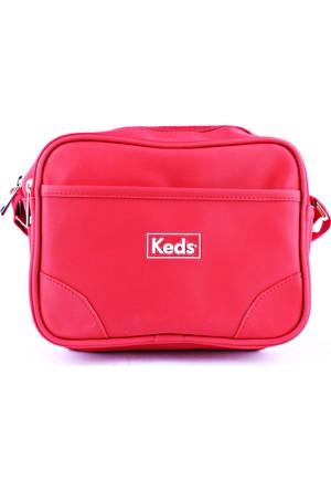 Keds 13Y78K A Kırmızı Kadın Çapraz Çanta