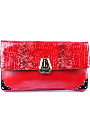 Dsn G21000 Kırmızı Kadın Abiye Çanta
