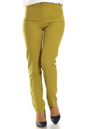Aşiyan Pantolon P562 Küf Yeşili