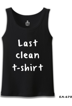 Lord T-Shirt Last Clean Tshirt T-Shirt