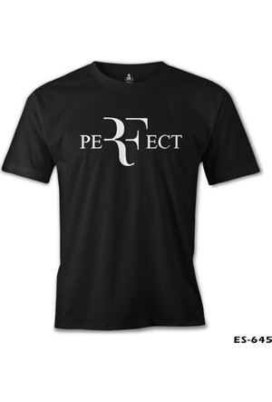 Lord T-Shirt Roger Federer - Perfect Erkek T-Shirt