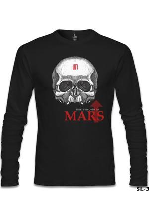 Lord T-Shirt 30 Seconds To Mars Siyah Erkek T-Shirt