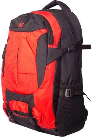 Hard Case Kumaş Sırt Çantası Hcsrt200 Kırmızı