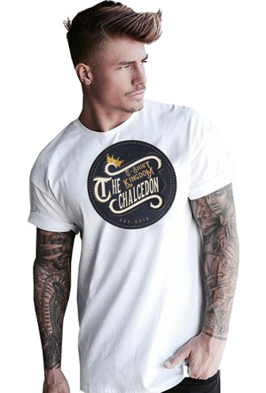 The Chalcedon The Chalcedon Armpatch Erkek Tshirt