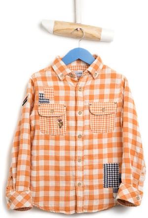 U.S. Polo Assn. Saundkids16K Erkek Çocuk Dokuma Gömlek