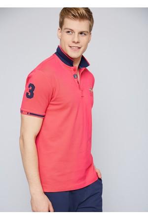 U.S. Polo Assn. Sd01İy7 Erkek T-Shirt