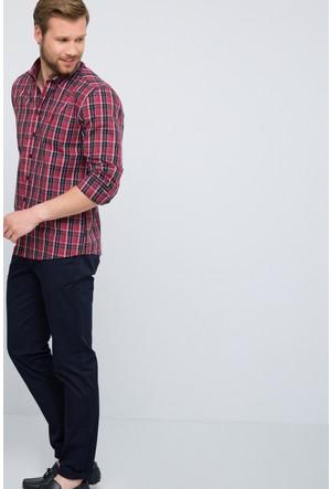 U.S. Polo Assn. Dax-Sta-Rg Erkek Dokuma Gömlek