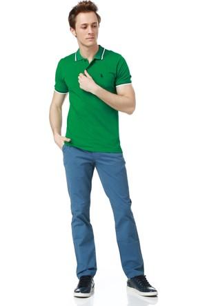 Dewberry T8539 Erkek T-Shırt Yeşil