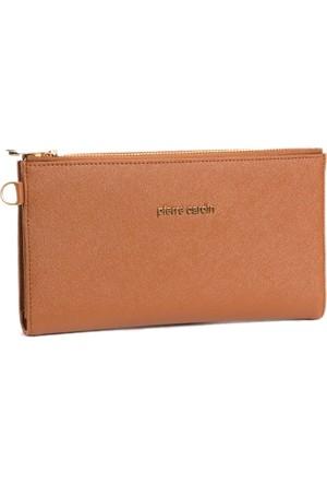 Pierre Cardin Kadın Çanta Krem Rengi