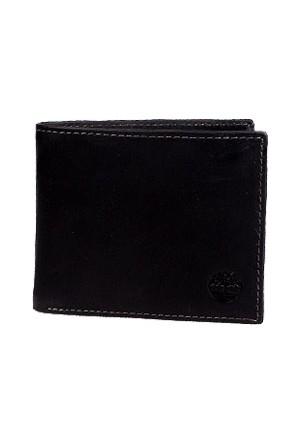 Timberland A1Dk8001 D99210 Passcase W/ C Black Cüzdan