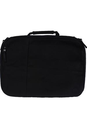 Timberland A1La3001 Dual Laptop Sleeve Black Çanta