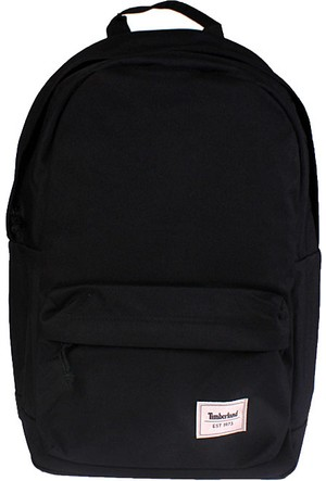 Timberland A1M91001 22L Backpack With Pa Black Çanta