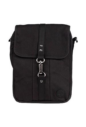 Timberland A1M6T001 Small Items Bag Black Çanta