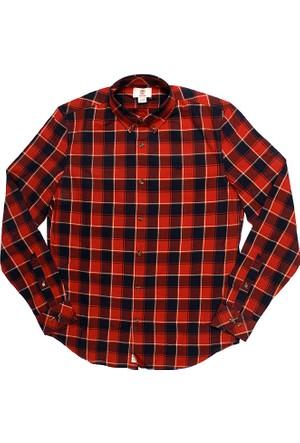 Timberland Picante A1H1Eb93 Ls Check Shirt Gömlek