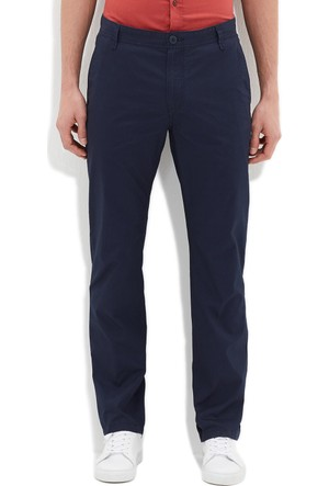 Mavi Erkek Lacivert Chino Pantolon