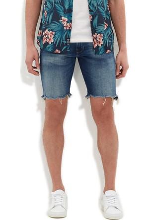 Mavi Erkek Tim Vintage Jean Şort