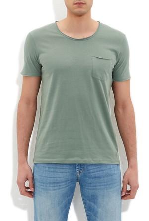 Mavi Erkek Yeşil Basic T-Shirt