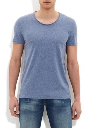 Mavi Erkek Mavi Basic T-Shirt